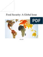 Food Security - A Global Issue