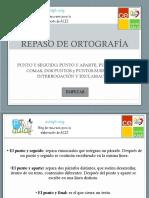 USO-DE-LOS-SIGNOS-DE-PUNTUACIOìN-4º-primaria-.pps