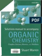 Clayden - Solutions Manual