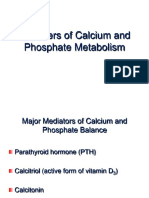 8 Disorders Calcium Phosphate Short Slides Only