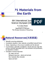 PhaseII Chem L1 MaterialsFromEarth Ppt