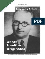 Poesias en Euskera - Pascal - Vicente Amezaga Aresti