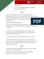 PEPE y 1er y 2do Teoremas de Engesser