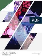Event Design Portfolio - Shyam Sundar Meher