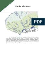 Hidrografia de Mineiros