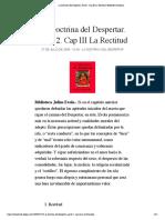 9- La Doctrina del Despertar. Capítulo IX_ Julius evola