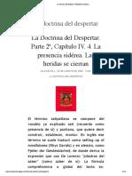 10- La doctrina del despertar CapítuloX_ Julius evola