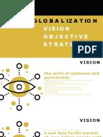 Globalization Vision Objectives Strategy