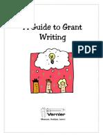 Cpb Grant Writing
