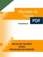Mercado de Titulos