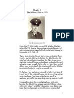 Chapter 3 - The Military 1964 to 1970