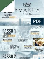 10 Passos Para o Sucesso AMAKHA PARIS