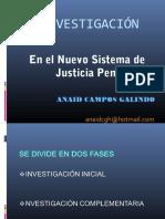 Investigacion preliminar de seguridad publica