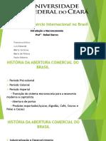 O Papel Do Comércio Internacional No Brasil-converted