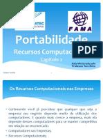 Capítulo 2 - Recursos Computacionais