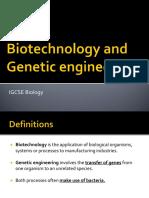 20. Biotechnology
