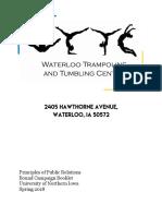 WTTC Finalized Campaign