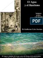 El Agua y el Bautismo - Simbolismo e Imágenes