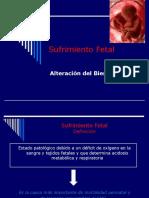 Sufrimiento Fetal 2010