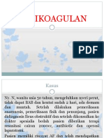 farmakologi antikoagulan