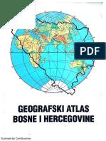 Geografski Atlas BiH