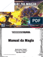 3det Manual Da Magia Tormenta alpha