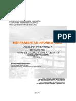 HERRAMIENTAS INFORMÁTICAS