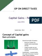 Capital Gains  1