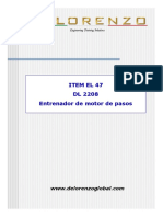 EL 40 (DL30250PR-Motor Corriente Continua)