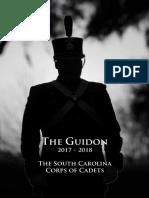 Citadel the Guidon 2017-2018