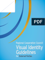 3.4. RCC Visual Identity Guidelines for External Parties