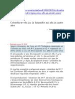 Informacion de Las Preguntas 1, 2 y 3 macroeconomia
