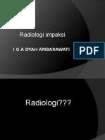 Radiologi Impaksi Pp