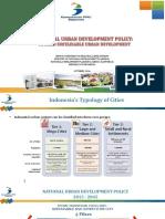 National Urban Bevelopment Policy 2015-2045_Arifin Rudyanto