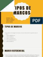 Tipos de Marcos