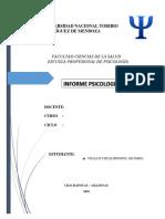 273572490 Informe Psicologico Alvaro Consumo de Alcohol