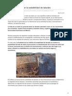 Revistaseguridadminera.com-Fallas Que Afectan La Estabilidad de Taludes