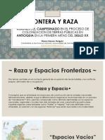 Frontera y Raza