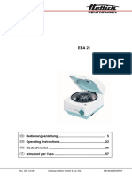Hettich EBA 21 Centrifuge - User manual.pdf.pdf