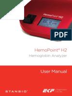 EKFHemoPoint H2 User Manual w Control Cuvette.pdf