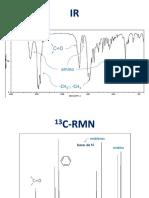 Caracterización Espectroscópica de la Lidocaína