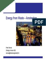 CN-NL Bioenergy WS 8 May 2013 (Waste Incineration Amsterdam Peter Simoes AEB)