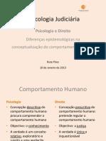 Psicologia Judiciária