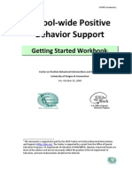 SWPBS Getting Started Workbook