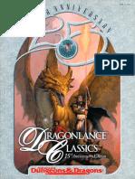 Dragonlance Classics - 15th Anniversary Edition