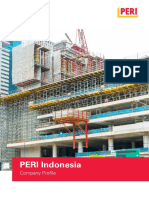 Peri Indonesia Company Profile 2018