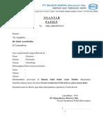 05. Surat Pengantar RS