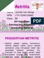 Tugas Individu 2 Metritis.pptx