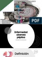 Patologia de Estomago y Duodeno