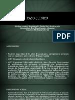 Presentacion Caso Clinico Hemorragia de Tubo Digestivo Alto